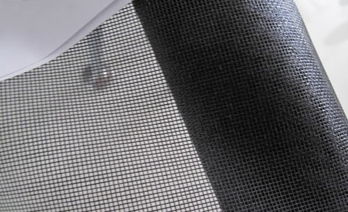Alkaline resistant fiberglass mesh screen mesh tape for Window mesh screen